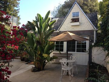Berkeley cottage rental - West View