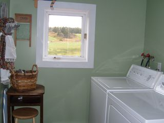 Cheticamp house photo - Laundry room