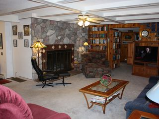 Burt Lake house photo - Faimily room
