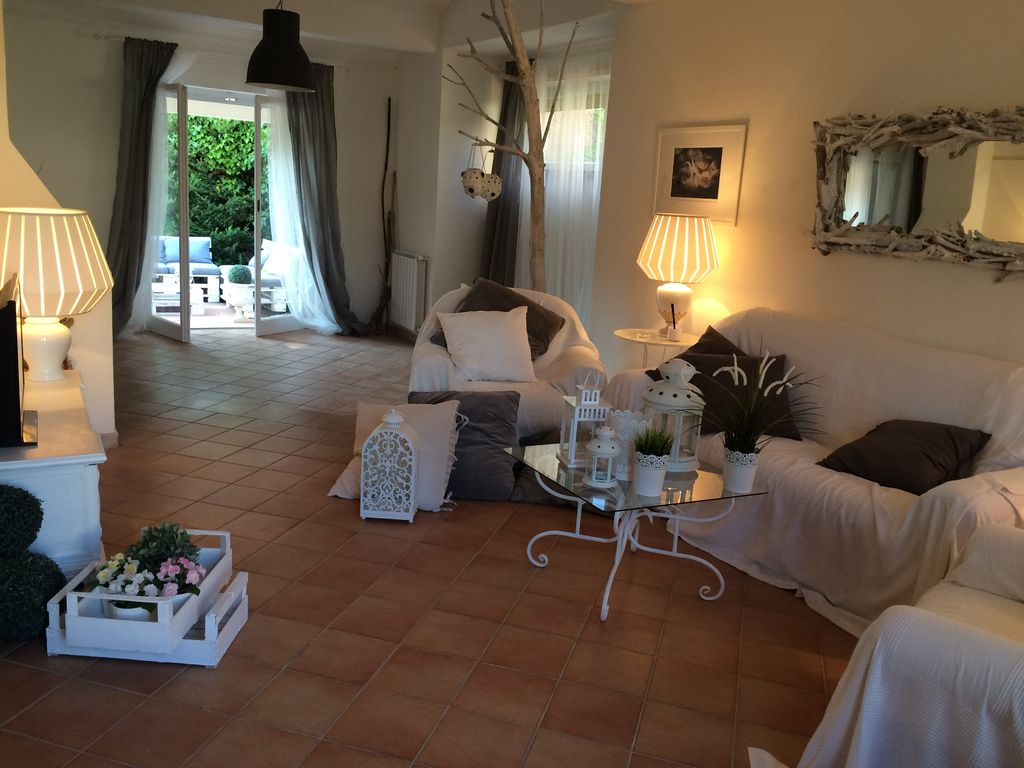 Elegant seaside villa in the district with golf clubs ... - 1783303