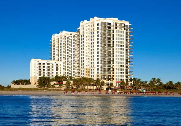 Vacation In Luxury At The Marriott Singer Island