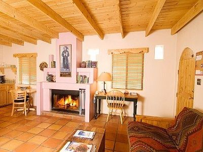 Taos cottage rental - Like a home away from home.