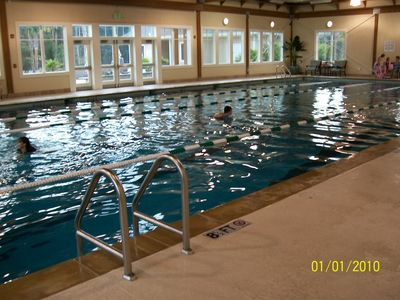 Lake House - Indoor Pool
