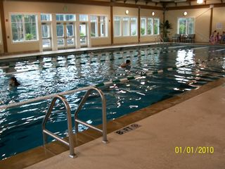 Seabrook Island condo photo - Lake House - Indoor Pool