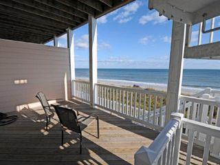 Surf City house photo - Bottom Deck