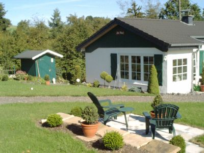 Pure nature in idyllic location with panoramic view, Bergisches Land Nature Park