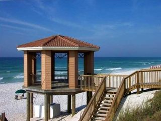 Mediterranea condo photo - Mediterranea Gazebo to the Beach!