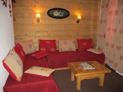apartment/ flat - Meribel mottaret