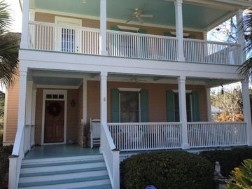 Port Royal house rental - Relax after a day exploring the low country of Beaufort