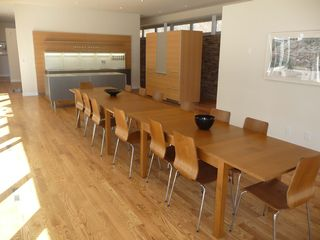Arkdale house photo - kitchen dining2