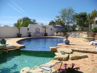 Alvor farmhouse photo - Pool area