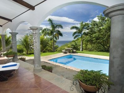 Beachside Home in Luxurious, Gated, Residential Resort