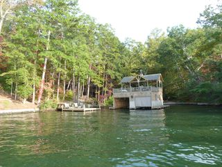 Lake Burton house photo - Boat House with one Availible Slip for your rental boat or jet ski