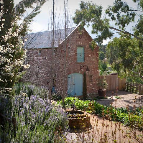 Red Brick Barn - located at Castlemaine