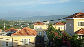 Montego Bay townhome photo - View from property