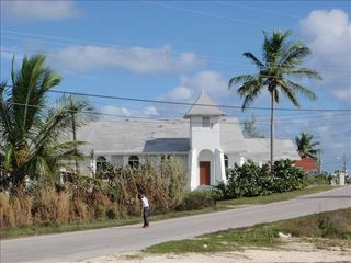 Grand Bahama Island cottage photo - Quiet High Rock Village