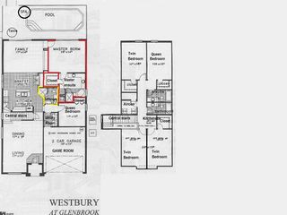 Glenbrook Resort villa photo - Floor plan