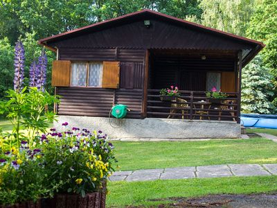 Log Cabin 1, Sleeps 2+1, Great Views, Pet Friendly, Lake, Forest View, Dbl Bed