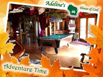 Green Lake house rental - Adeline's Wisconsin Vacation Rentals