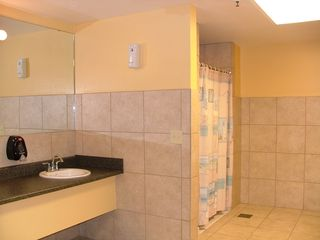 Fort Morgan condo photo - Beautiful New Locker Room for your use!
