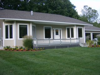 Pentwater house vacation rental photo
