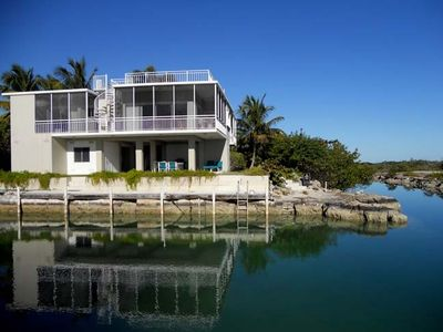 Tarpon House: Very Private, Surrounded by Water on 3 Sides