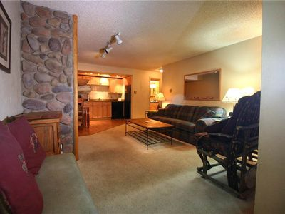 Ten Mile Haus B6: 1 BR / 1 BA 1 bedroom in Copper Mountain, Sleeps 4