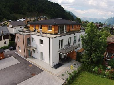 Fabulous penthouse with a fantastic view of Zell am See