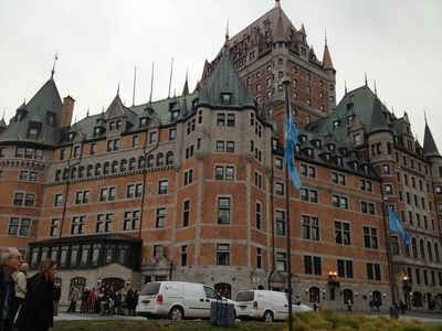 Two Blocks From Chateau Frontenac