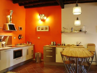 Apartment Rental in Rome City, Historic Center
