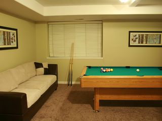 Salt Lake City house photo - Billiards