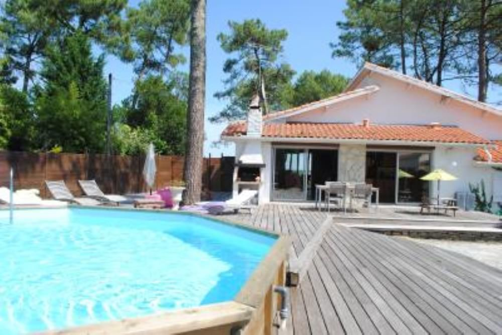Holiday house, 145 square meters
