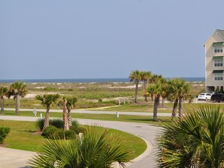 Ocean Isle Beach condo photo - View from front porch
