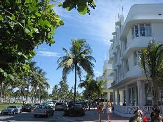 South Beach condo photo - front of building directly on Ocean Drive