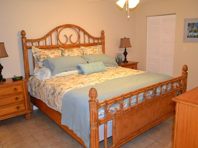 Master Bedroom - Tommy Bahama Furniture