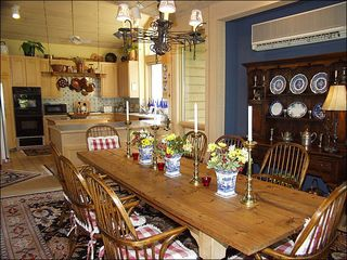 Snowmass Village house photo - Dining area for 14