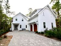 Pet Friendly WaterSound Home 25 Sextant on 30A with Carriage House + Free Bikes
