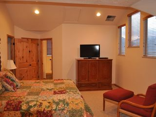 Eden condo photo - Spacious Master Retreat. Mountain Views. Extra Comfortable Matresses.