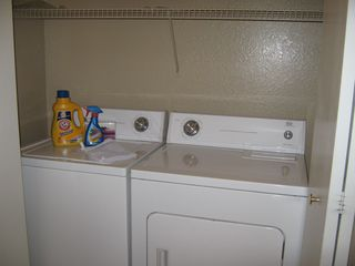 Las Vegas condo photo - Detergents Supplied, Full sized Ironing Board & Iron