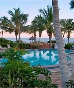 Sanibel Island condo rental - Pointe Santo's Heated Pool is the Best !