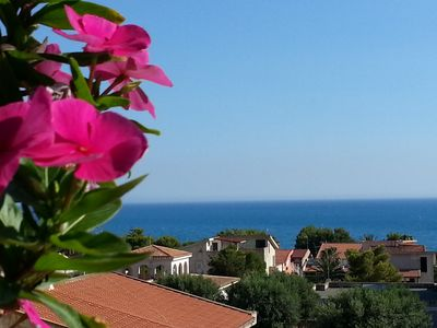 apartment at 200 meters from the magnificent beach of Timpi Russi