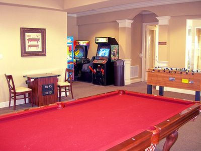 Windsor Hills villa rental - Clubhouse game room