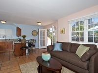 Wonderful New Family Retreat W/ Patio, Steps To The Beach!