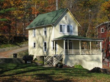 Hammondsport house rental - View of the home from the lake.