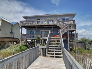 Surf City house photo - Beach View Of Home
