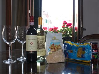 Dorsoduro apartment photo - Welcome hamper