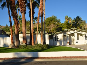 Cathedral City house rental - Come enjoy our little piece of Paradise.