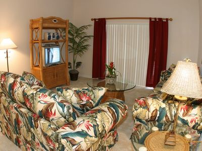 Bahama Bay house rental - Living Area - Living Area