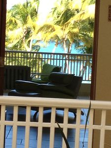 Humacao condo rental - VIEW OF THE OCEAN, MAIN ENTRANCE