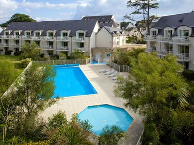 Accommodation near the beach, 42 square meters, , Beg-meil, France
